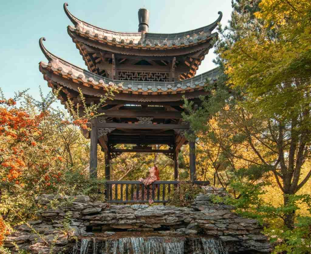 wolhwawon traditional chinese garden