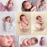 Perth Newborn Photos 23 Day Old Baby Girl
