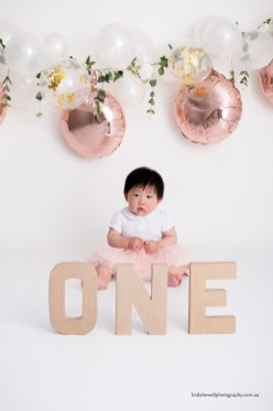 Cake smash 1st birthday photo session 002