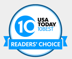 USA Today's logo for Reader