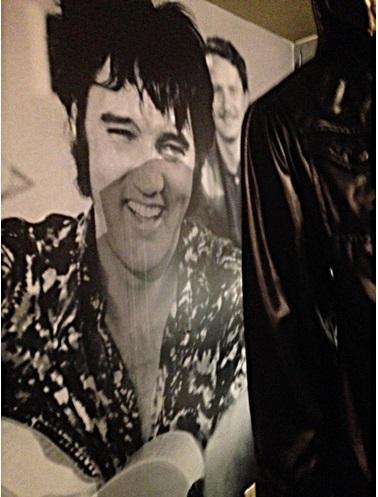 Elvis for comparison to Jesse