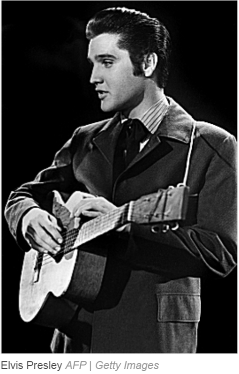 Elvis Presley hit national TV 60 years ago Minnesota Public Radio News