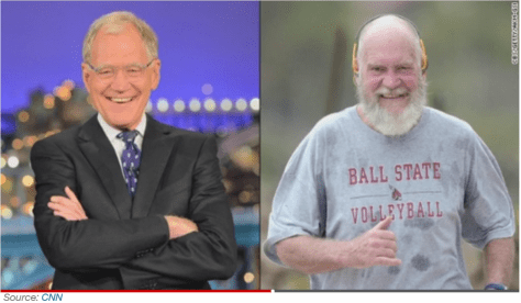 David Letterman s new Santa retirement look CNN.com