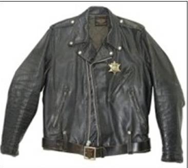 Elvis' deputy jacket