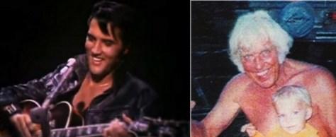 Elvis68Comeback with Jesse