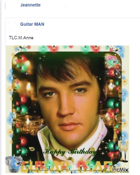 Jeannette (Guitar Man) birthday greeting