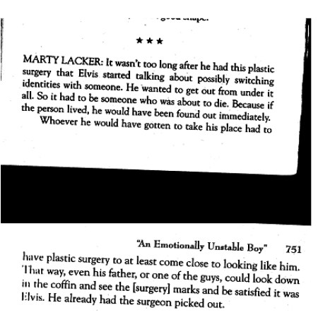 Alanna Nash Memphis Mafia book quotes Marty Lacker