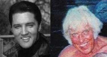 Good match Jesse to Elvis