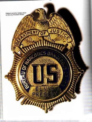 Elvis-Federal-DEA-Badge