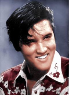 Elvis from Jeannette