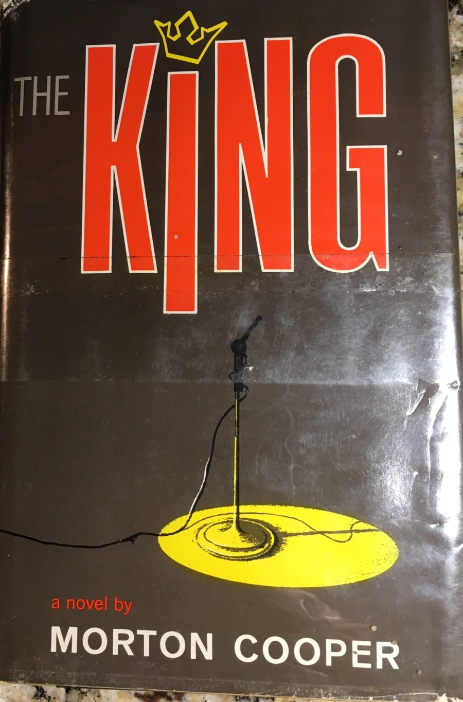 Front Cover The King
