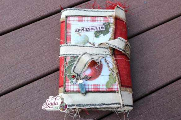 Apple Spice Junk Journal Flip Through