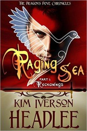 Fantasy SciFi book - Raging Sea