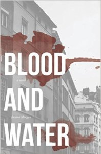 Brianna Morgan Blood and Water YA thriller