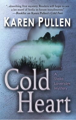 Cold Heart, Mystery by Karen Pullen
