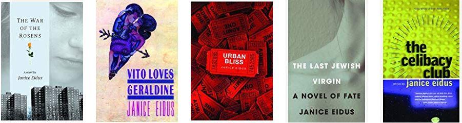 Books by Janice Eidus
