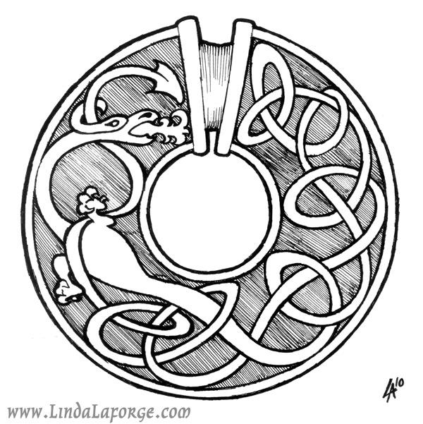 Celtic Art Portfolio Portrait Caricature Art By Linda Laforge