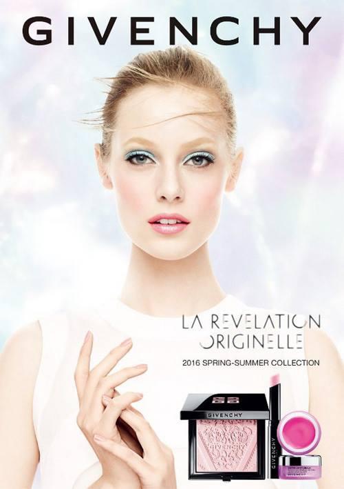 Givenchy La Revelation Originelle Spring 2016 (Source)