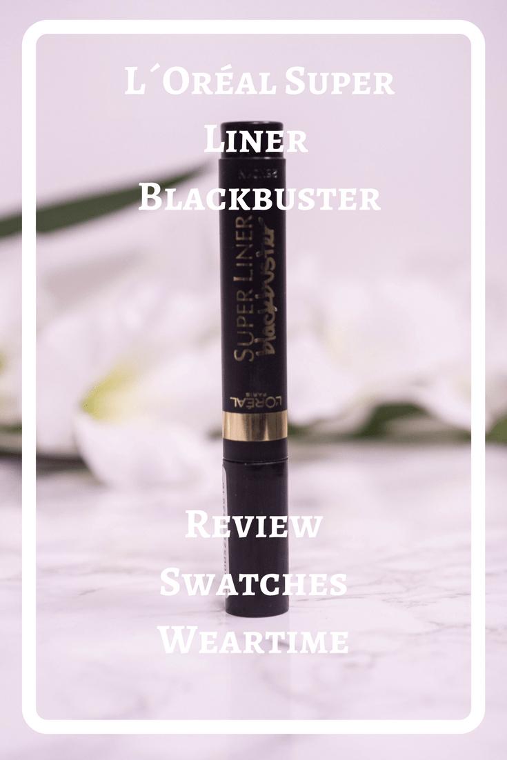 L´Oréal Super Liner Blackbuster