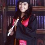 2003 Gonzalez, Ericka Graduation professional