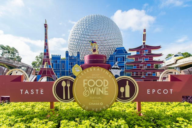 Epcot International Food & Wine Festival Celebrates 20 Years of Flavors from Around the World