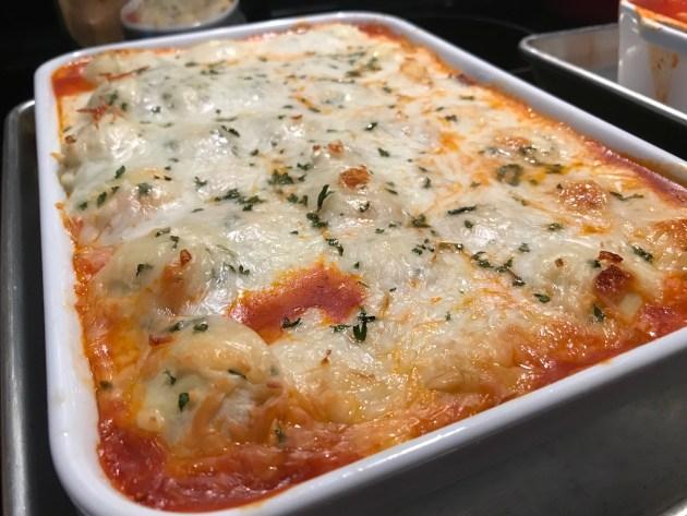 Cheese Ravioli Lasagna (3)