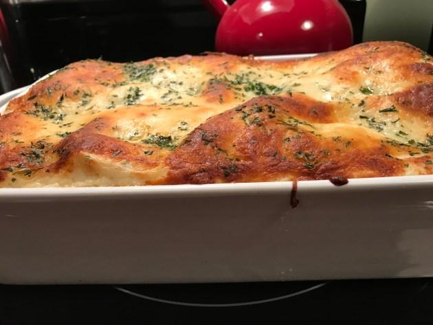 Wid Mushroom And Spinach Lasagna (3)