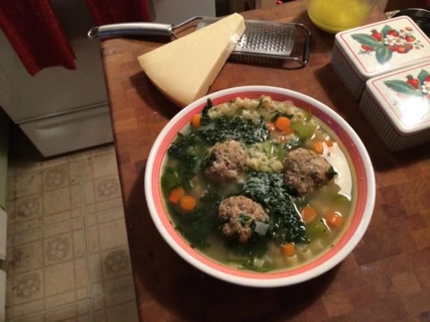 Italian Wedding Soup (1)