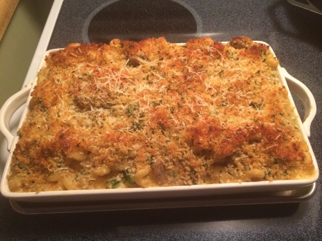 Homemade Mac & Cheese