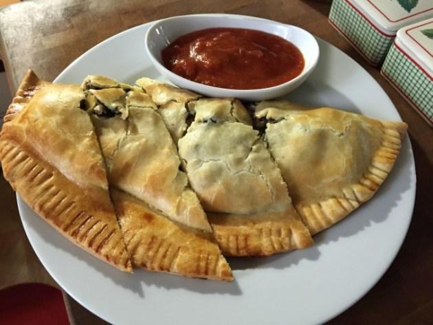 Calzones Or Empanadas
