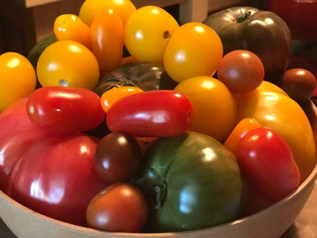 Local Florida Heirloom Tomatoes