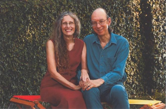 Linda Lucas Walling with her Husband