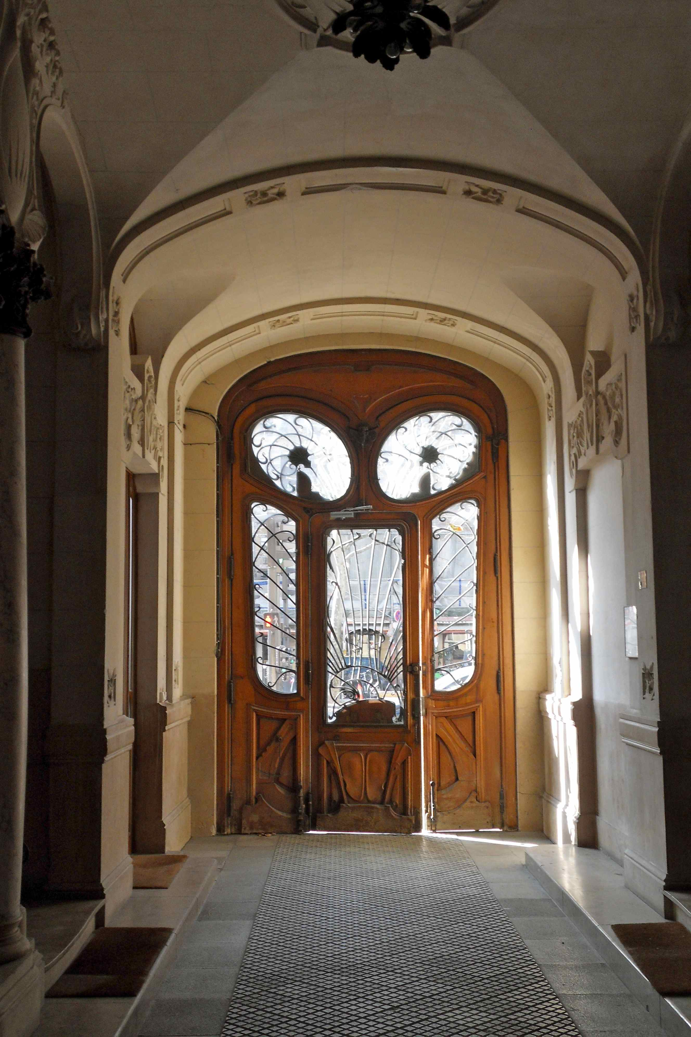 The Most Beautiful Door In Paris Frenchless In France