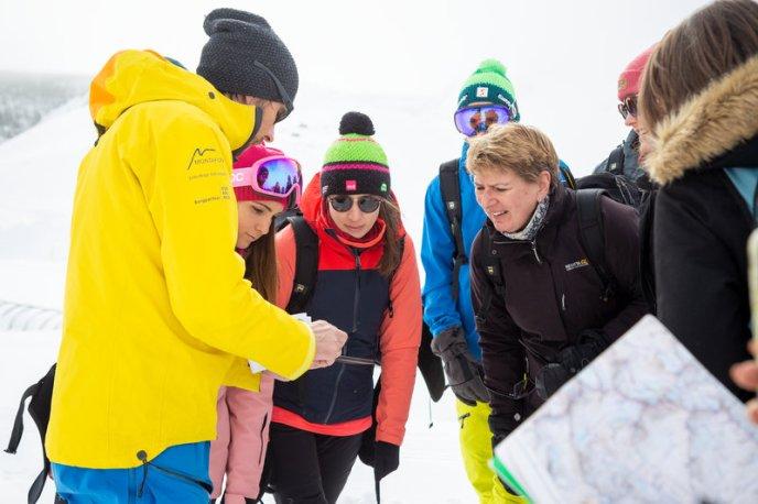 Skitouren-Schnuppertag mit Linda Meixner (c) Andreas Haller - Montafon Tourismus GmbH (19)
