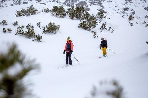 Skitouren-Schnuppertag mit Linda Meixner (c) Andreas Haller - Montafon Tourismus GmbH (5)