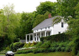 White Houses of Cape Cod