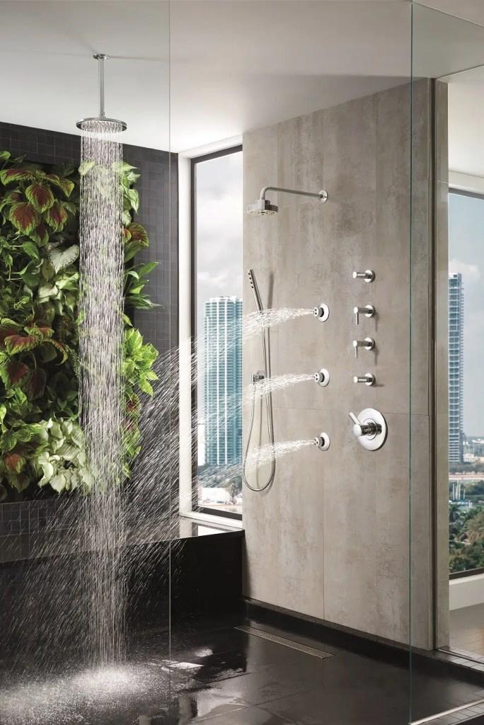 Brizo Odin Collection Shower