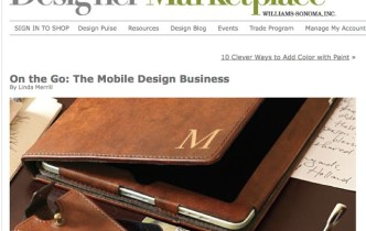 "The Mobile Design Business and a little design ""geek"" moment"