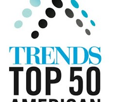Top 50 homes in America by TRENDS