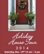 Must See: Holiday House Tour in Newburyport