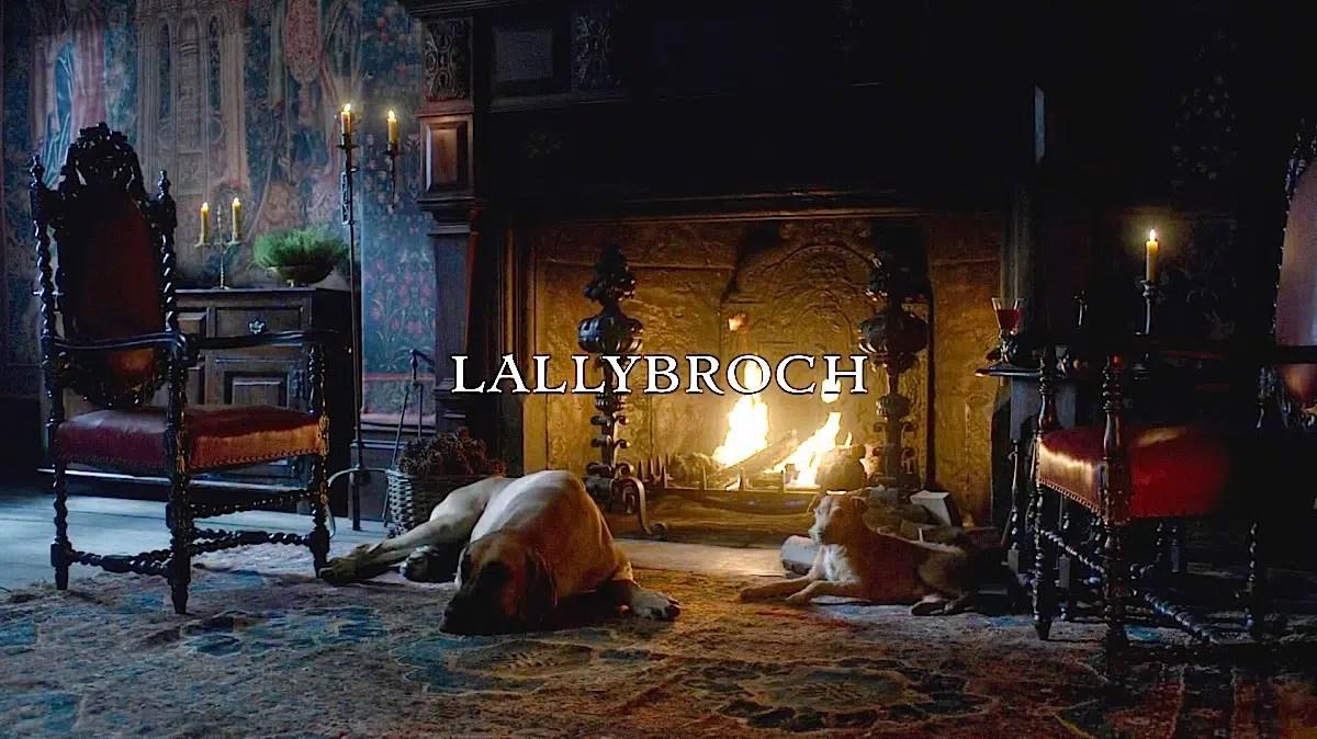 Silver Screen Surroundings Outlander S1E12 The Laird