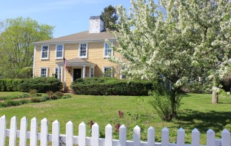 And Another Antique House in Duxbury, MA