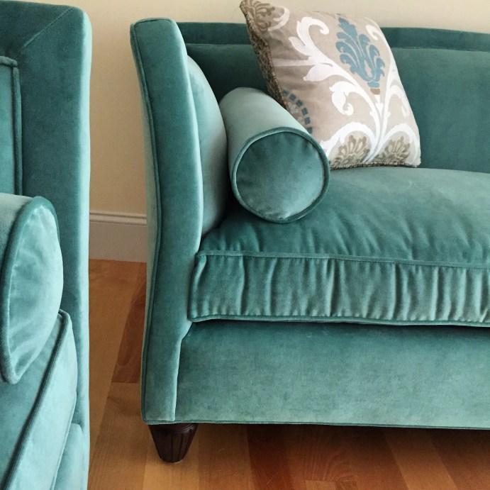 Design by Linda Merrill Decorative Surroundings