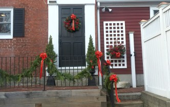 Newburyport Holiday House Tour: Toppan-Whitney House