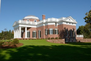 Monticello Masterpiece in New England