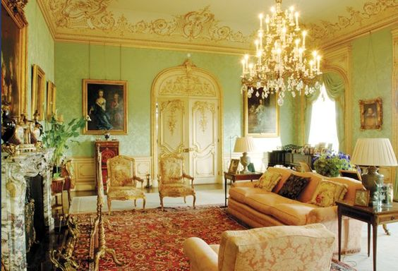 Downton Abbey Finales And Favorite Rooms The Drawing Room