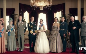 The Crown on Netflix – run, do not walk!