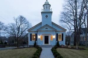 New England Real Estate and a new Church Conversion – My favorite!