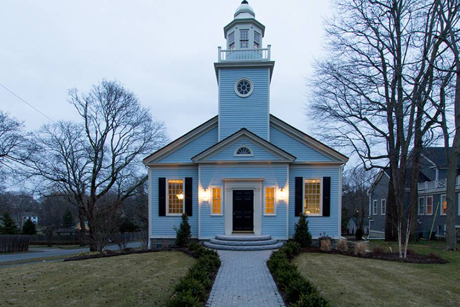 New England Real Estate and a new Church Conversion - My favorite ...