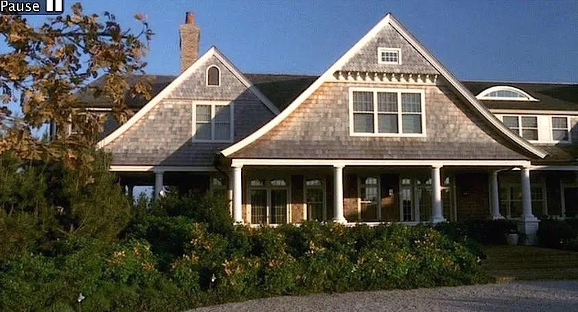 Somethingu0027s Gotta Give Movie House In The Hamptons